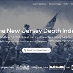 New Jersey Death Index