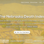 The Nebraska Death Index