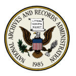 Seal of the United States National Archives and Records Administration (NARA)
